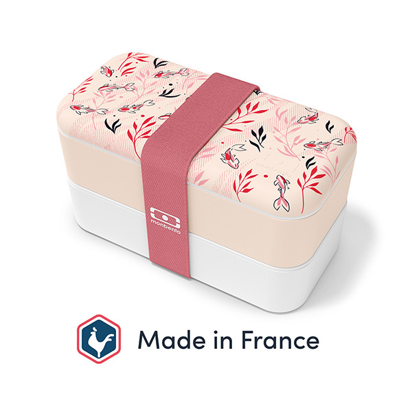 monbento - Bento MB Original made in France Graphic Ambition 1L