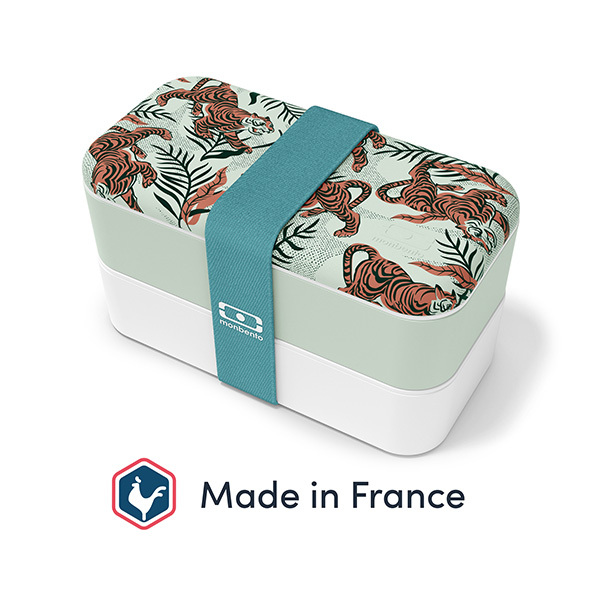 monbento - Bento MB Original made in France Graphic Power 1L