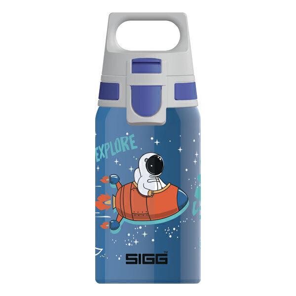 Sigg - Gourde enfant inox Espace 50cl