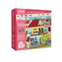 Mideer - Puzzle détective Maison