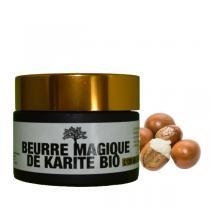 Le Jardin de Sidi B - Beurre Magique de Karité Bio