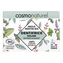 Cosmo Naturel - Dentifrice solide rafraîchissant Menthe 23g