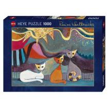 Heye - Puzzle Wachtmeister Yellow Ribbon 1000 Pièces