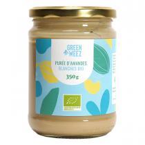 Greenweez - Purée d'amandes blanches bio 350g