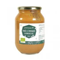 Greenweez - Purée d'amandes blanches bio 700g
