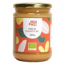Greenweez - Purée de cacahuètes bio 350g