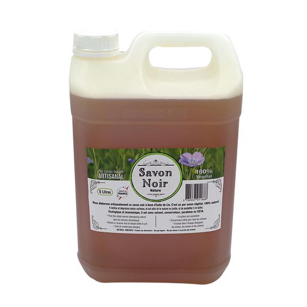 Le Cambrousard - Savon noir liquide Artisanal Nature 5L