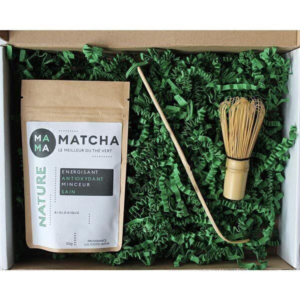 Mama Matcha - Pack découverte thé matcha
