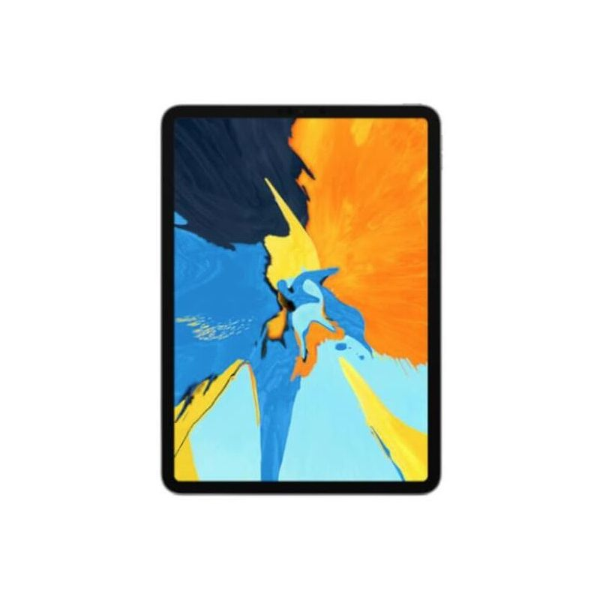 Apple - iPad Pro 11 4G (2018) 256Go Gris - Comme neuf