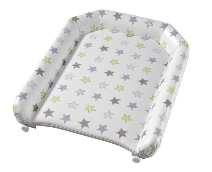Geuther - Plan à langer pour lit d'enfant 81 x 66 x 95 cm étoiles