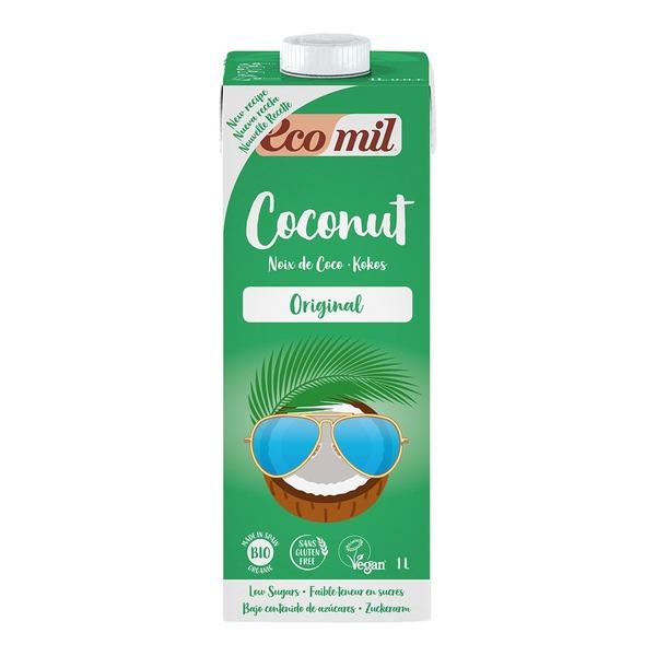EcoMil - Lait de Coco Original 1L Bio