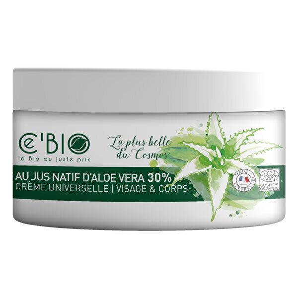 Ce'BIO - Crème universelle Aloe Vera 20cl