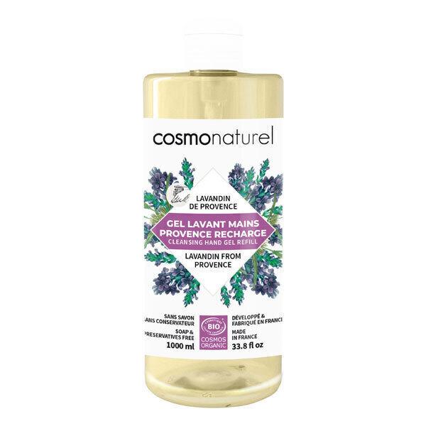 Cosmo Naturel - Gel lavant mains Provence Lavandin 1L