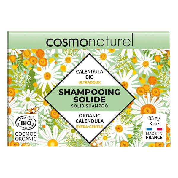 Cosmo Naturel - Shampoing solide Ultra doux calendula 85g