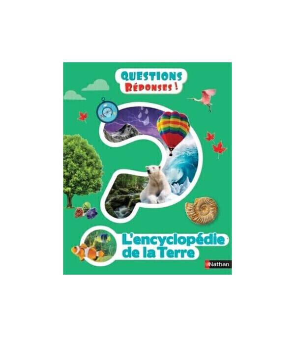 Editions Nathan - L'encyclopédie de la Terre