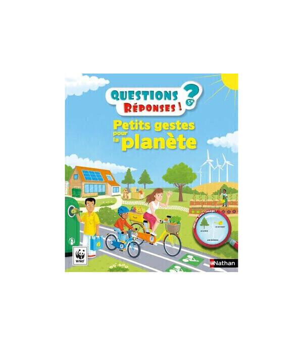Editions Nathan - Petits gestes pour la planète