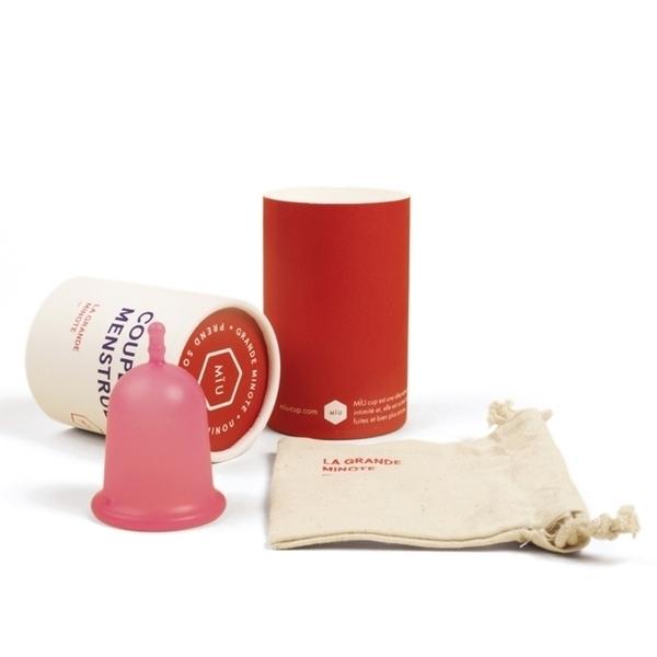 Miu - Coupe menstruelle - la grande minote