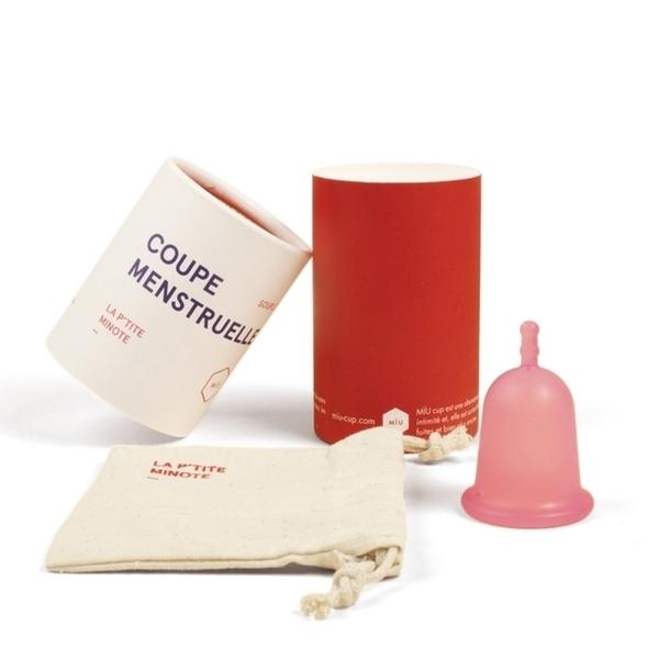 Miu - Coupe menstruelle - la p'tite Minote
