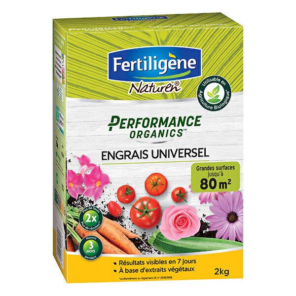Fertiligene Naturen - Engrais universel UAB 2kg