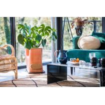 Les Transfarmers - Le pot de fleurs composteur + + vers de compost