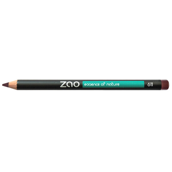 Zao MakeUp - Crayon 611 Pourpre