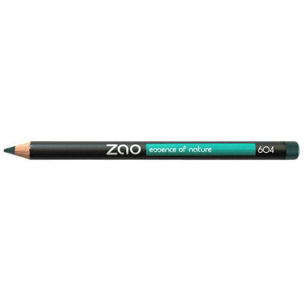 Zao MakeUp - Crayon 604 Vert sombre