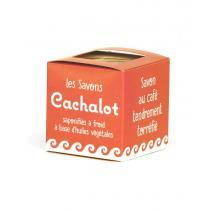 Les Savons Cachalot - Savon solide surgras au café