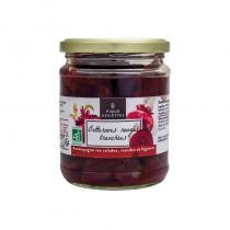 Pique Assiettes - Betteraves rouges tranchées Bio 37cl