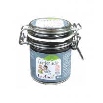 Anaé - Charbon actif Anaé® - Pot en verre de 40 g