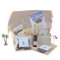 Healthy mini box - BOX MINCEUR, Coffret de 8 produits minceur