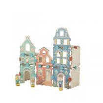 Kojo - Maisons flamandes - Dès 4 ans