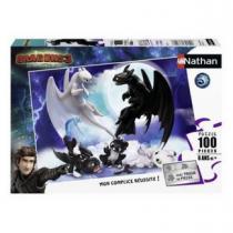 Nathan - Puzzle 100 pieces krokmou en famille