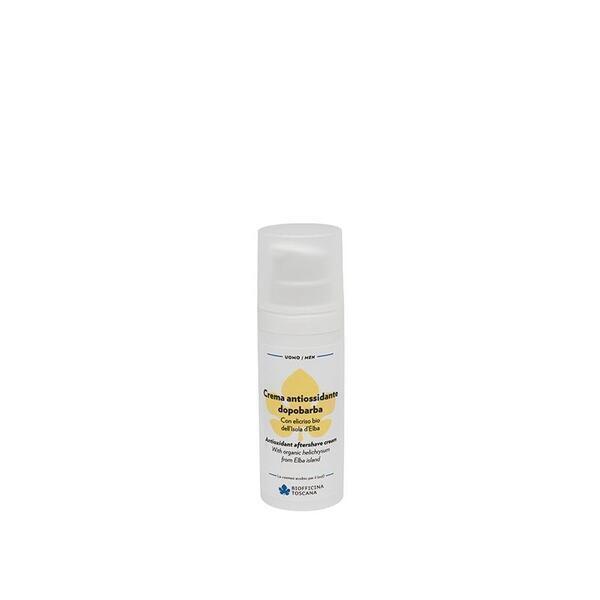 Biofficina Toscana - BIOFFICINA TOSCANA Crème Après-Rasage Antioxydante, 50 ml