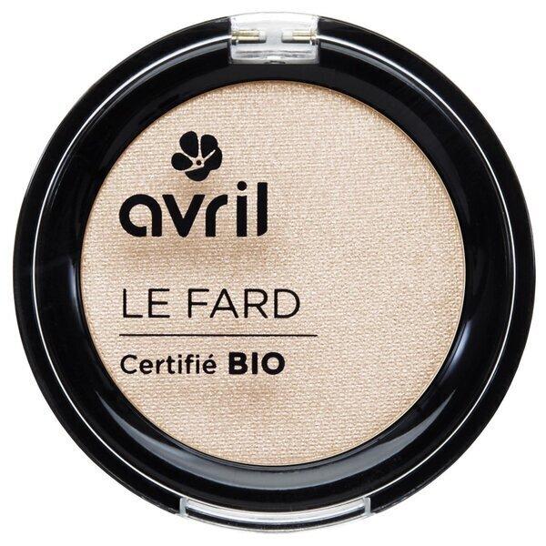 Avril - AVRIL Fard à Paupières Certifié Bio, 2,5g