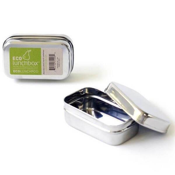 ECOlunchbox - Boîte à snack Ecolunchpod - 140ml