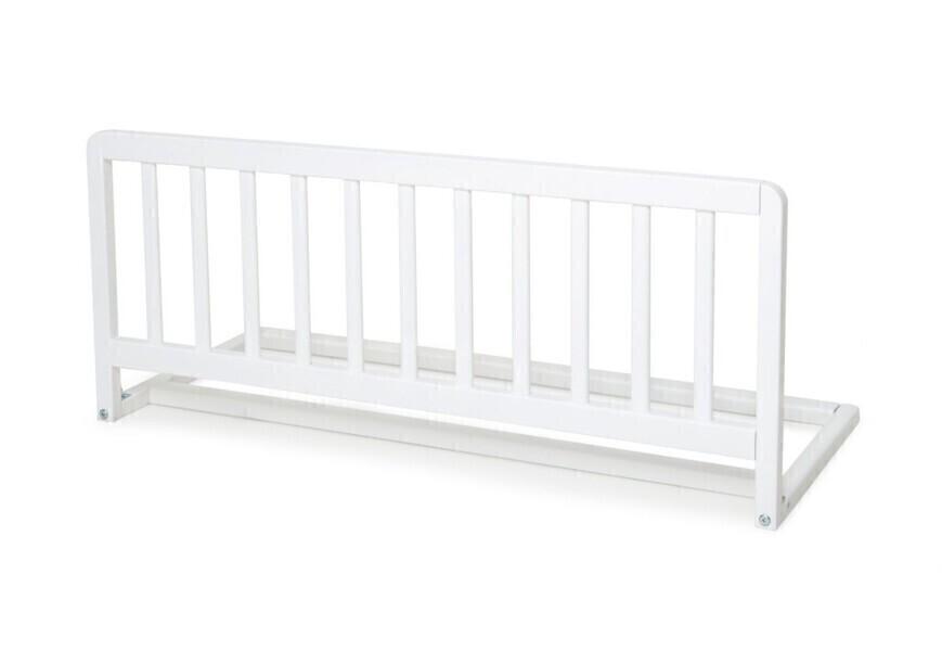 Geuther - Barrière de lit de 90 cm naturel blanc