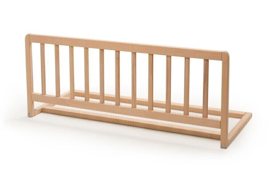 Geuther - Barrière de lit de 90 cm naturel