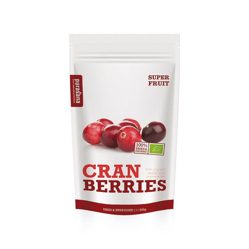 Purasana - Cranberries