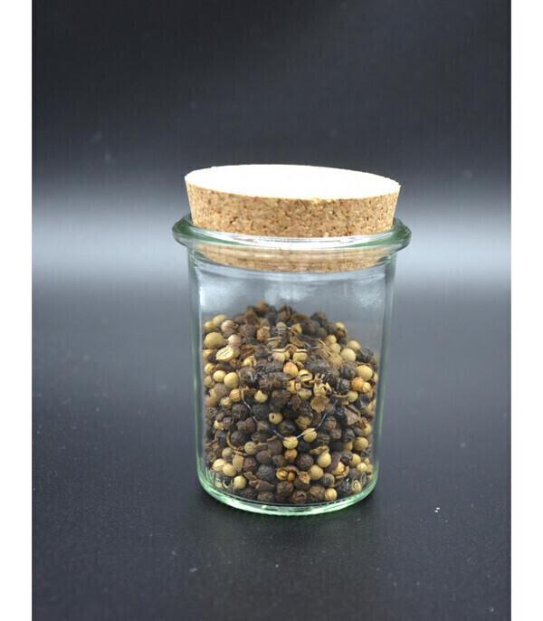 Weck - Bocal en verre WECK® avec bouchon en liège