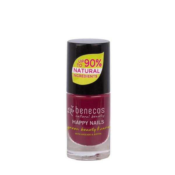 Benecos - BENECOS Vernis à Ongles Vegan, 5ml