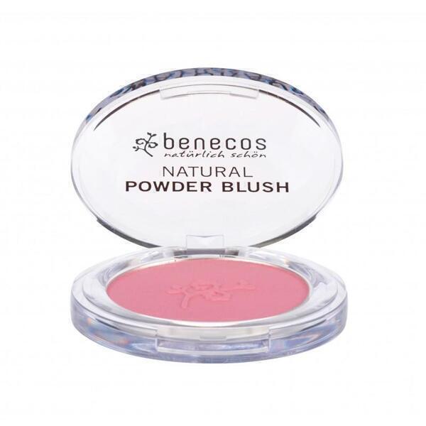 Benecos - BENECOS Fard à Joues, Blush 5,5g