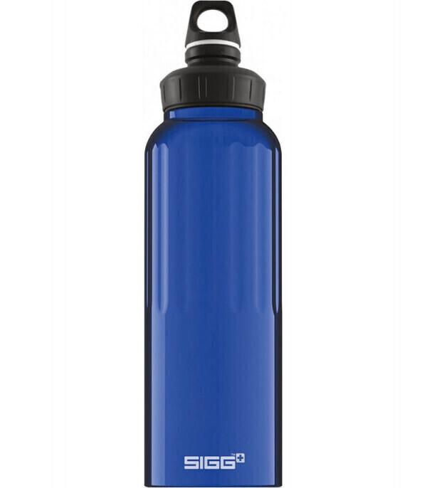 Sigg - Gourde inox, aluminium et verre zéro déchet