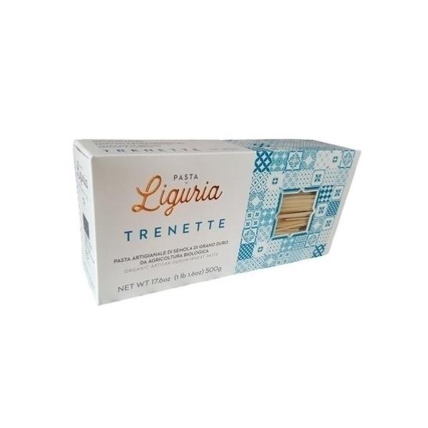 Saveurs de Tosca - Pâtes BIO Trenette Pasta di Liguria - 500 gr Pâtes de Ligurie bi