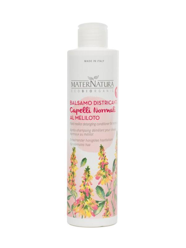 MaterNatura - MATERNATURA Après-shampoing Démêlant cheveux normaux, 250 ml