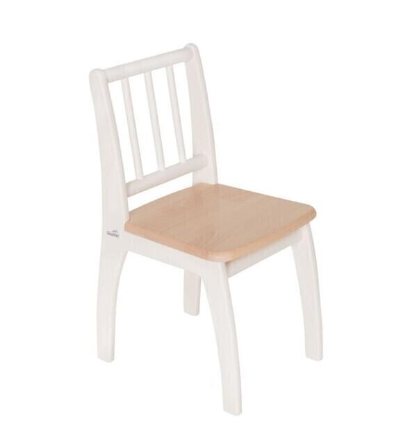 Geuther - Chaise pour enfant Bambino blanc et naturel