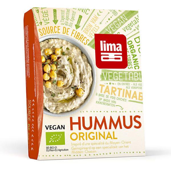 Lima - Tartinable hummus extra 140g