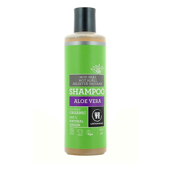 Urtekram - Shampoing antipelliculaire à l'aloe vera 250ml