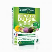 Santarome - Bien Être du Foie Bio (30 gélules)