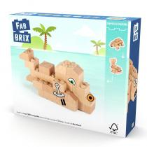 Fabbrix - Fabbrix animaux marins 32 pcs