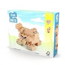 Fabbrix - Fabbrix animaux de la ferme 16 pcs